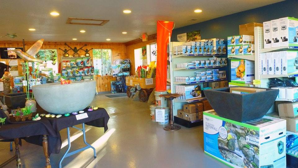 Indoor Shop
